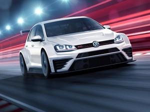 Volkswagen Kenalkan Mobil Balap GTI