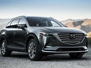 Mazda: Konsumsi BBM SUV CX-9 Terbaik di Kelasnya