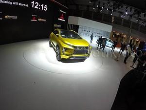 Mitsubishi Lahirkan Satu Model SUV Tiap Tahun Sampai 2021
