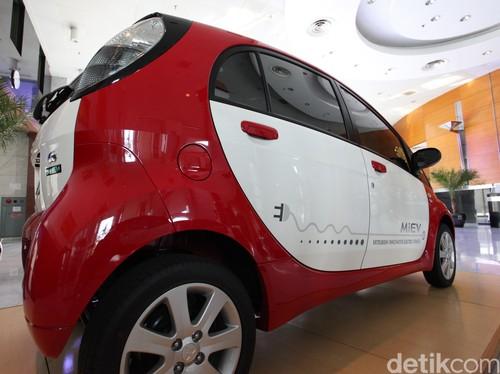 Soal Mobil Listrik, Mitsubishi Tunggu Kesiapan Pemerintah