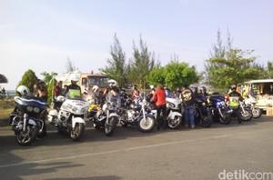 Komunitas Moge Touring Jakarta-Aceh