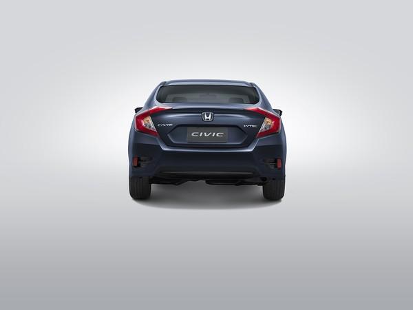 Ini Tampilan Honda Civic Terbaru