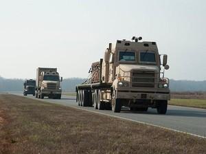 Amerika Serikat Kembangkan Truk Otonom untuk Tentara