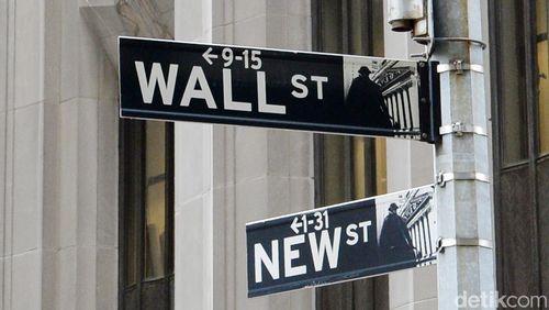 Saham Teknologi Bikin Wall Street Positif