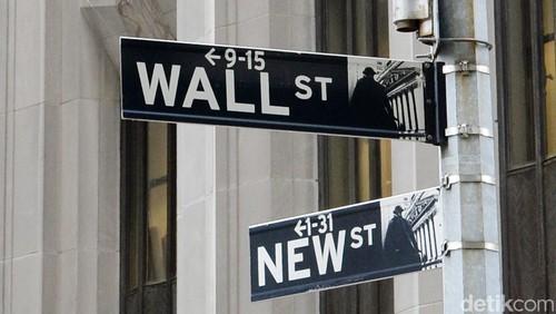 The Fed Mau Naikkan Suku Bunga, Wall Street Lesu
