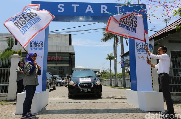 Datsun Risers Expedition Lanjut Etape ke-3