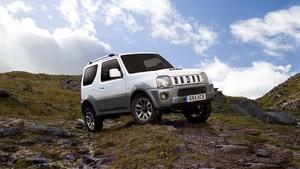 Suzuki: Harga On The Road Jimny Sudah Diputuskan