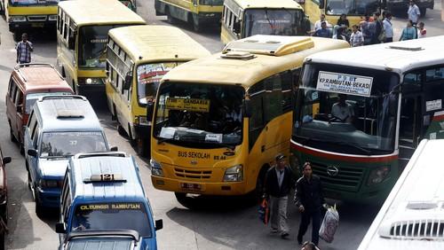 Indonesia Membutuhkan 5.000-7.000 Bus, Ini Jawaban ASKARINDO