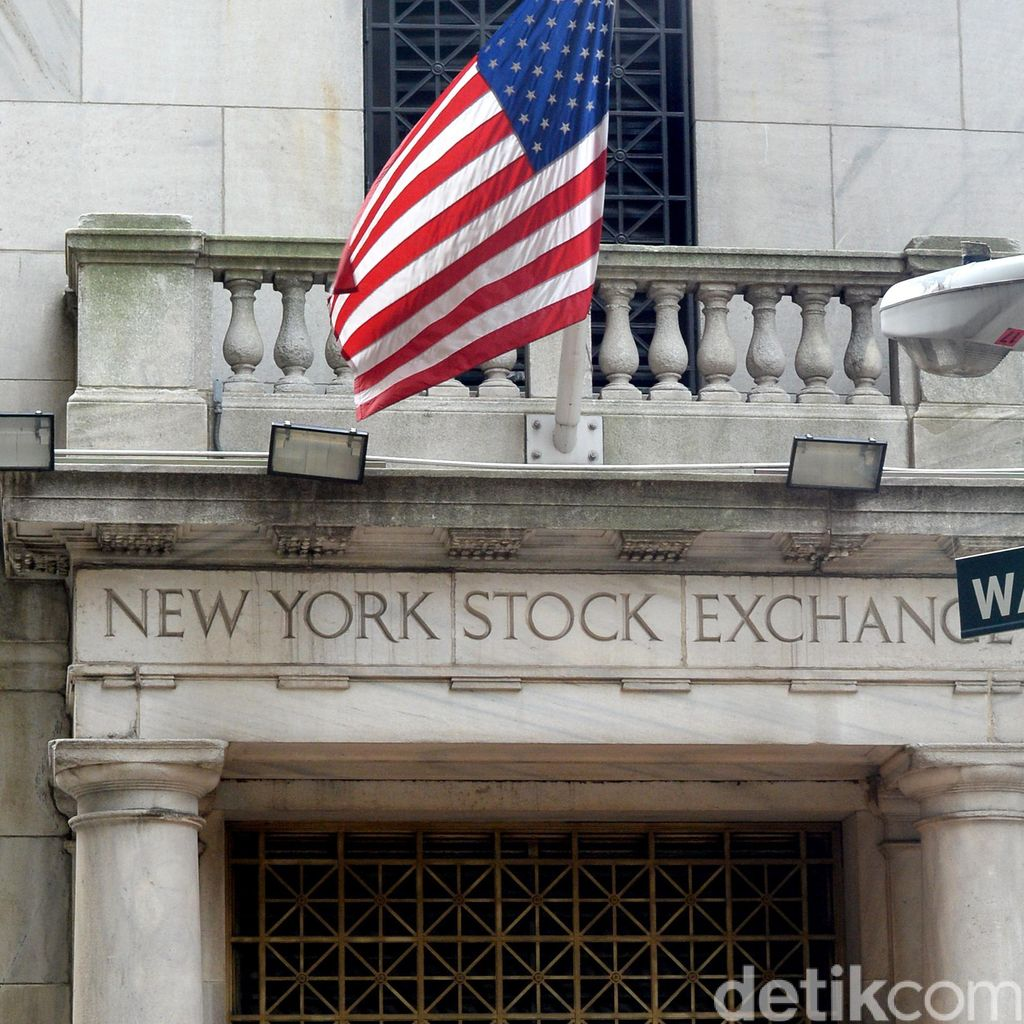 Wall Street Galau Pasca Pidato The Fed