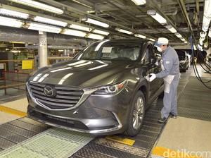 Mazda: Kami Tak Mau Buka Pabrik di Indonesia Lalu Tutup