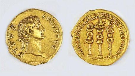 Pendaki di Israel Temukan Koin Emas Langka Berusia 2.000 Tahun