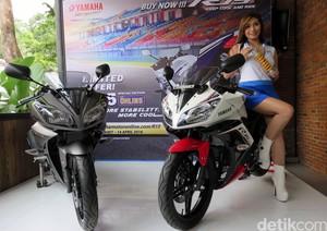 Yamaha Luncurkan R15 Edisi Khusus