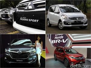 20 Mobil Terlaris Bulan Februari