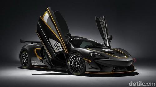 McLaren Luncurkan Mobil Balap Terbaru