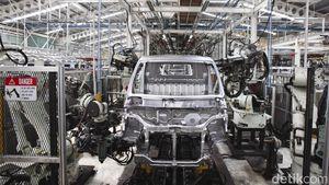 Menperin Desak Produsen Otomotif Bangun Pabrik di RI