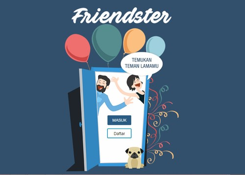 Friendster Terlahir Kembali?