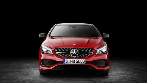 Mercedes-Benz CLA-Class Terbaru Meluncur Pekan Depan