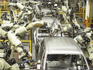 Industri Komponen Otomotif Indonesia Kompetitif dengan Negara Lain