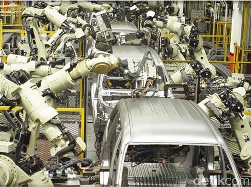 Kualitas Pabrik Daihatsu Indonesia Lampaui Inggris dan Turki