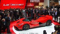 Selain Merah, Warna-warna Ini Bikin Ferrari Tetap Kelihatan Keren
