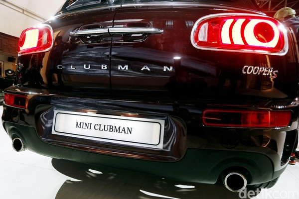 New MINI Clubman Resmi Hadir di Indonesia