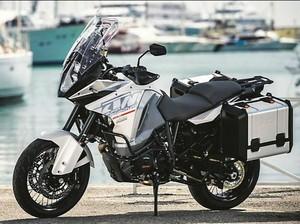 KTM Siapkan Motor Adventure 800 cc