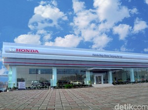 Honda Resmikan Diler ke-117
