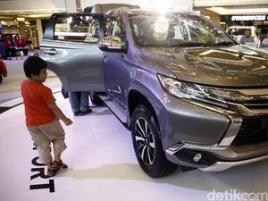 Permintaan Membludak, Mitsubishi Jamin Penuhi Permintaan All New Pajero