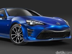 Perubahan Perdana Mobil Sport Toyota 86