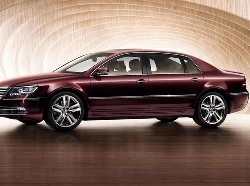 Volkswagen Hentikan Produksi Phaeton