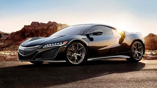 Acura NSX Jadi Mobil Termahal yang Dibuat di AS