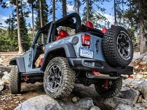 Jeep Berniat Genjot Produksi Wrangler