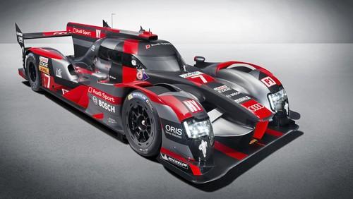 Ini Dia Jagoan Audi di Balap Ketahanan dan Le Mans 24 Jam