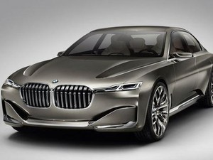 BMW Siapkan Mobil Mewah Penantang Mercedes-Maybach
