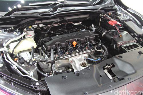 Honda Civic Generasi Terbaru Hadir di Bangkok - 5