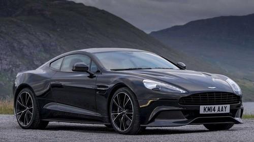 Aston Martin Vanquish Generasi Terbaru Adopsi Teknologi F1