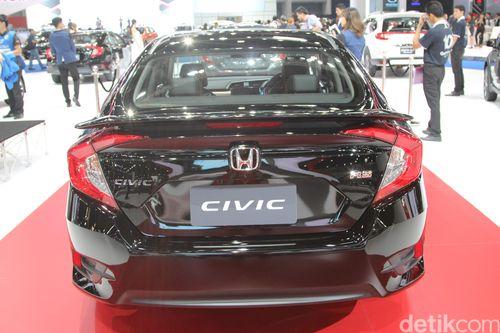 Honda Civic Generasi Terbaru Hadir di Bangkok - 6