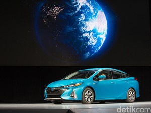 Toyota Kembangkan Sistem