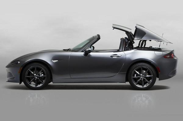 Ini Tampilan Mazda MX-5 dengan Atap Targa