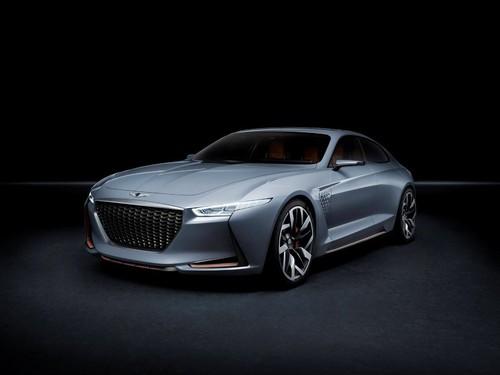 Genesis New York Concept Calon Penantang Mercy C-Class dan BMW Seri 3