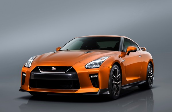 Nissan GT-R Tampil Sporty