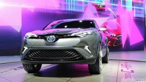 Toyota Pertimbangkan Pesaing Nissan Juke Nismo