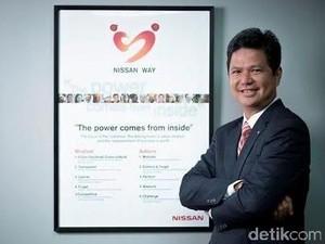 Bulan April, Nissan Indonesia Dipimpin Orang Filipina