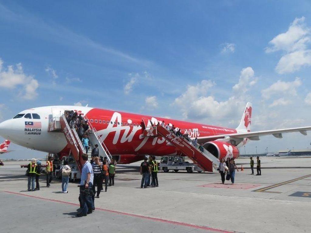 Ini Rute Favorit Wisatawan Naik AirAsia di Libur Lebaran
