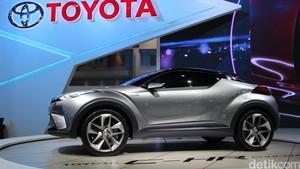 Ikut IIMS, Toyota Tidak Pamerkan Mobil Konsep