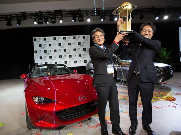 Mobil Terbaik Dunia 2016