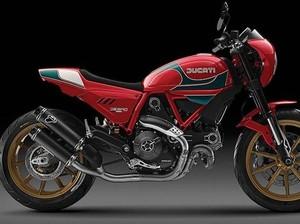 Ducati Scrambler Edisi Mike Hailwood, Dibuat Hanya 58 Unit