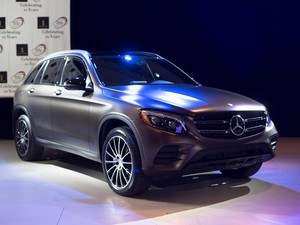 Mercedes-Benz GLC Diproduksi di Bogor