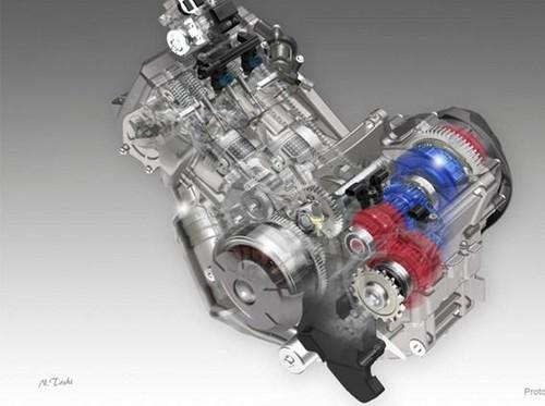 Honda Kembangkan Transmisi Kopling Ganda untuk Motor Sport
