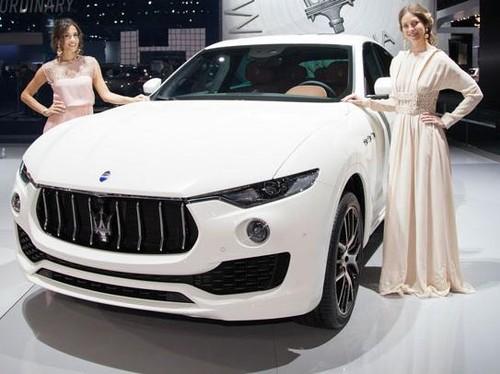 SUV Pertama Maserati Debut di AS, Harganya Hampir Rp 1 Miliar